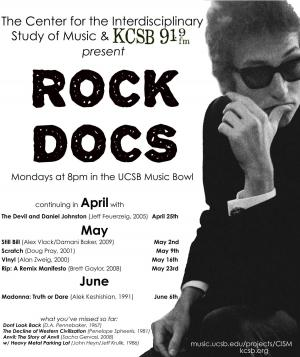 poster of rock docs
