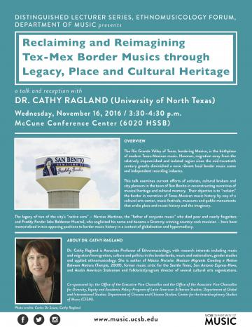 poster of cathy ragland talk