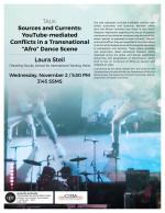 sources and currents poster