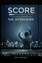 the poster of score